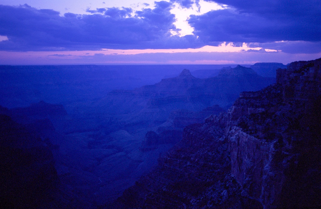 Point Imperial, Canyon, North Rim