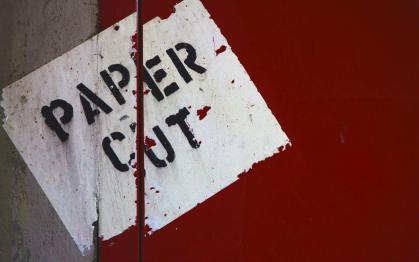 Paper/Cut