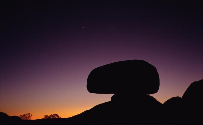 Evening haiku balance