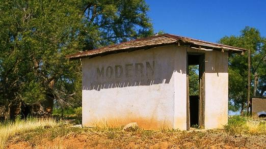 Modern until tomorrow