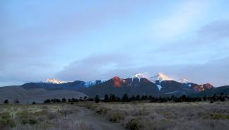 For Purple Mountain Majesties