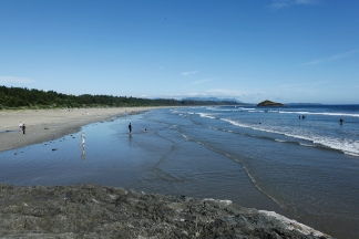 Pacific Rim National Park from Incinerator Rock