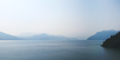 Howe Sound Smoke III