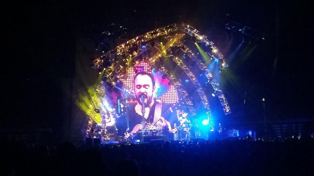 Dave Matthews Band, Vancouver, September 1, 2015