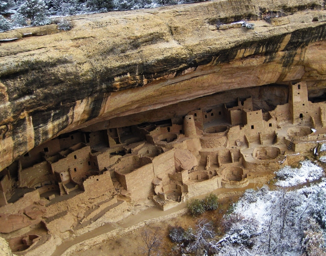 The Beauty of Mesa Verde