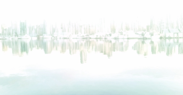 City of Ghosts, Coal Harbour, Vancouver, British Columbia, Canada