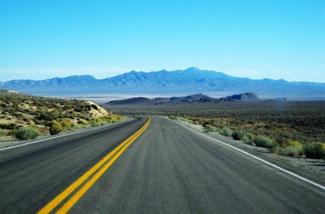 Strange Roads