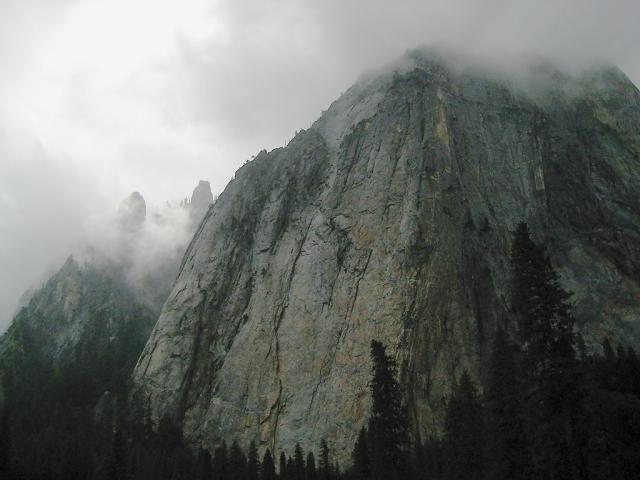Yosemite Mist, Yosemite National Park, California, United States of America