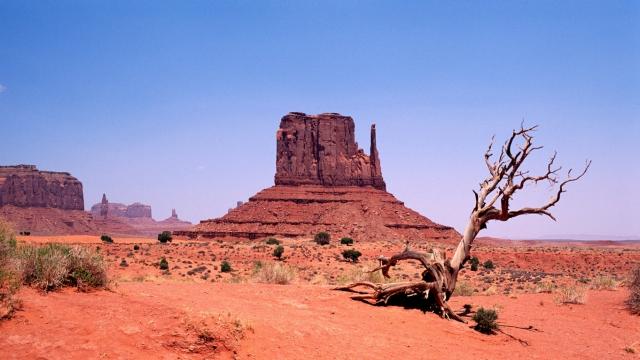 Monument Valley Navajo Tribal Park, Utah, United States of America
