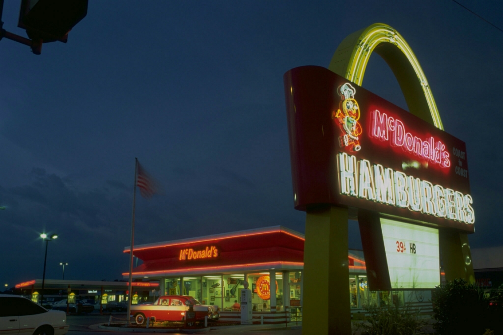 McDonald's, St. Louis, Missouri, United States of America