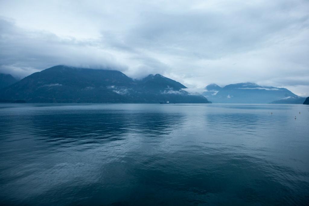 Porteau Cove, Howe Sound, British Columbia, Canada