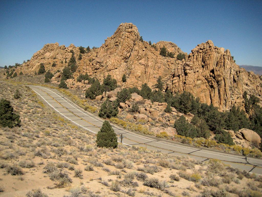 Highway 120, Nevada, United States of America
