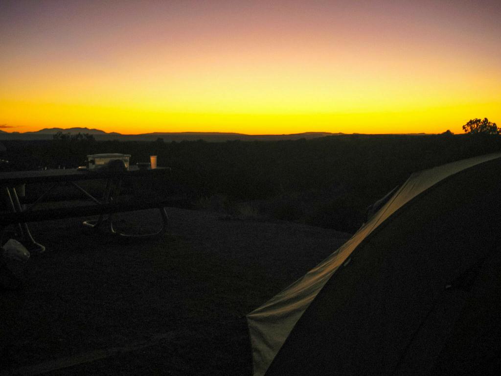 Horsethief Campground, Moab, Utah, United States of America