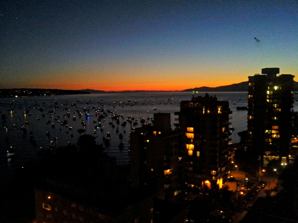 Symphony of Fire, English Bay, Vancouver, British Columbia, Canada