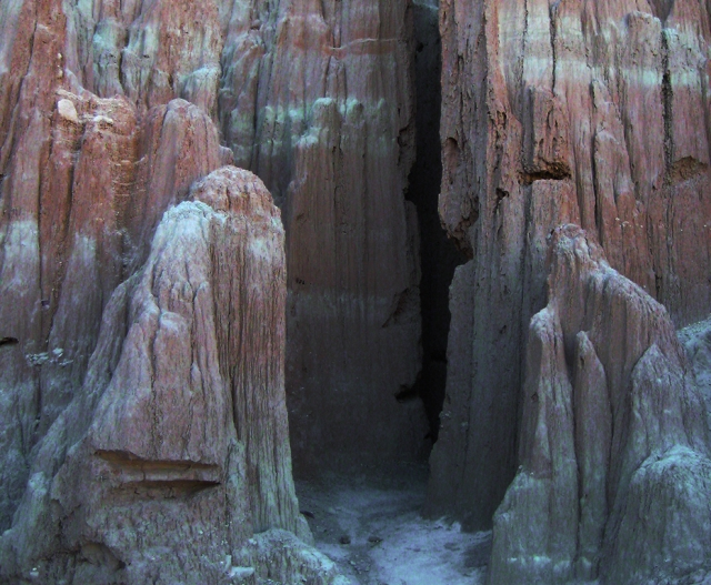 Cathedral Gorge State Park, Nevada, United States of America