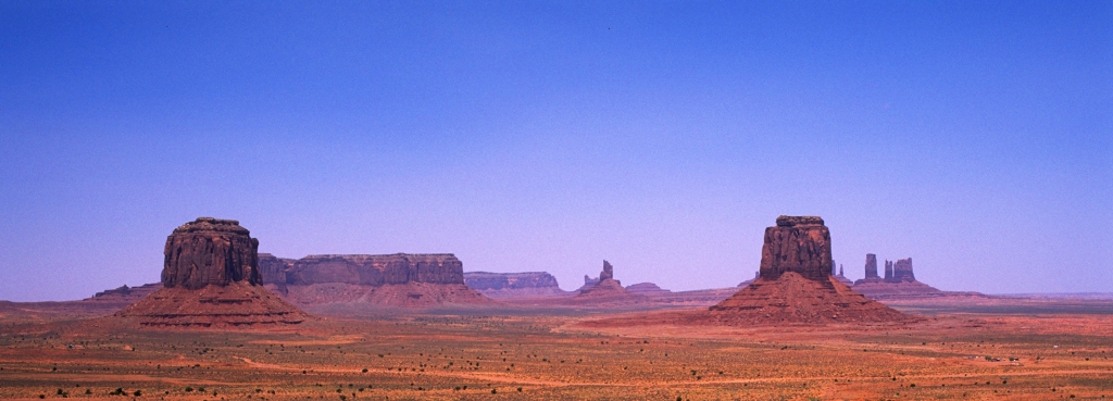Monument Valley Navajo Park, Arizona, United States of America