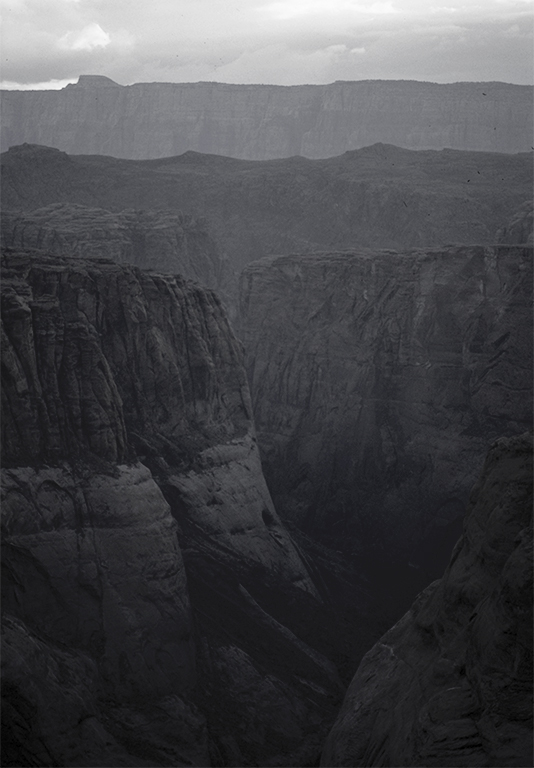 Horseshoe Bend, Glen Canyon, above the Colorado River, Utah, United States of America