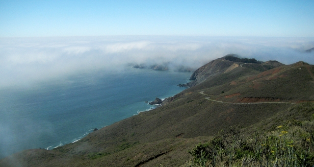Northern California Coast, Near Point Reyes, California, United States of America