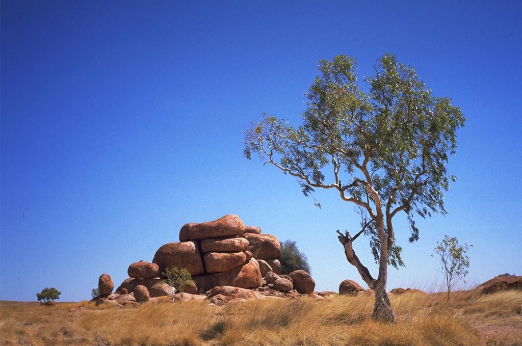Devil's Marbles, Simpson Desert, Northern Territory, Australia