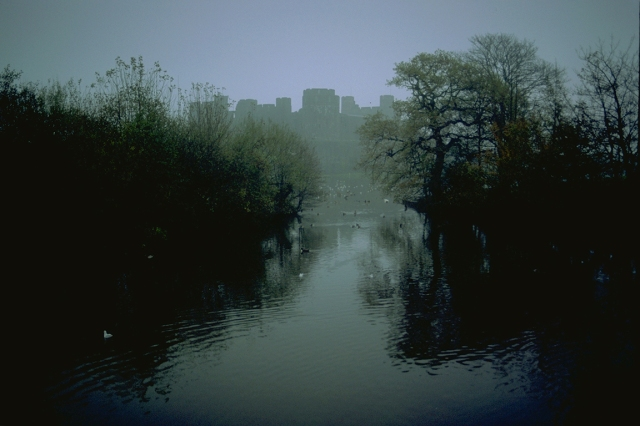Caerphilly Castle, Caerphilly, Wales, United Kingdom