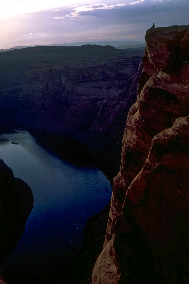 Horseshoe Bend, Glen Canyon, Utah, United States of America