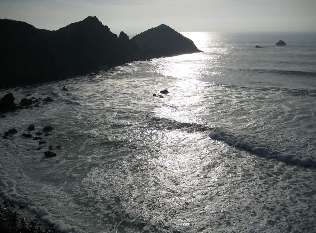 Pacific Coast Highway, Northern California, United States of America