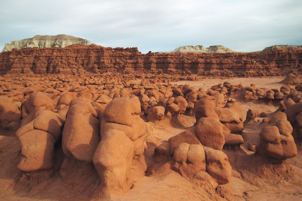 Hoodoos, Goblin Valley State Park, Green River, Utah, United States of America