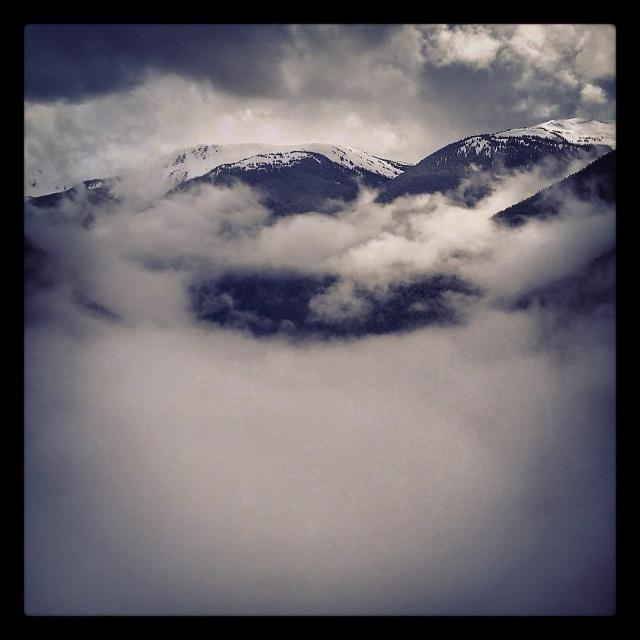 Fitzsimmons Valley, Peak 2 Peak Gondola, Whistler/Blackcomb, British Columbia, Canada