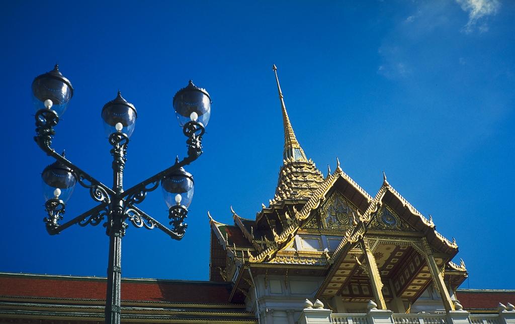 The Grand Palace, Bangkok, Thailand