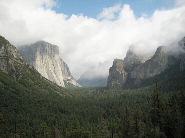 El Capitan, Yosemite National Park, California, United States of America