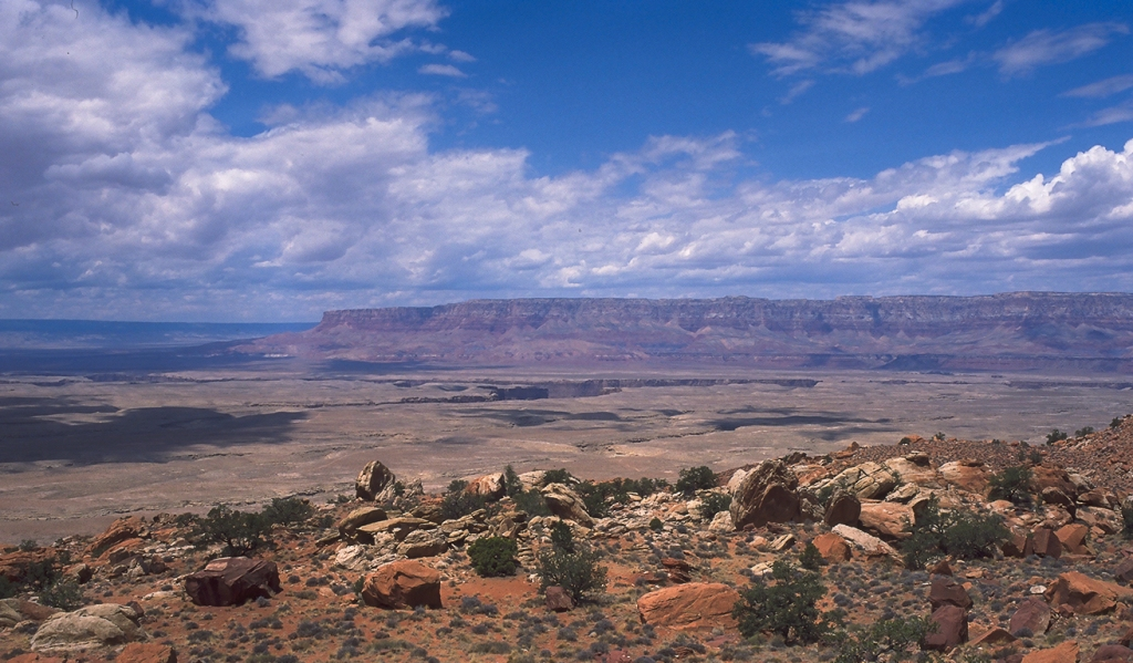Vermilion Cliffs National Monument, U.S. Highway 89A, Arizona, United States of America