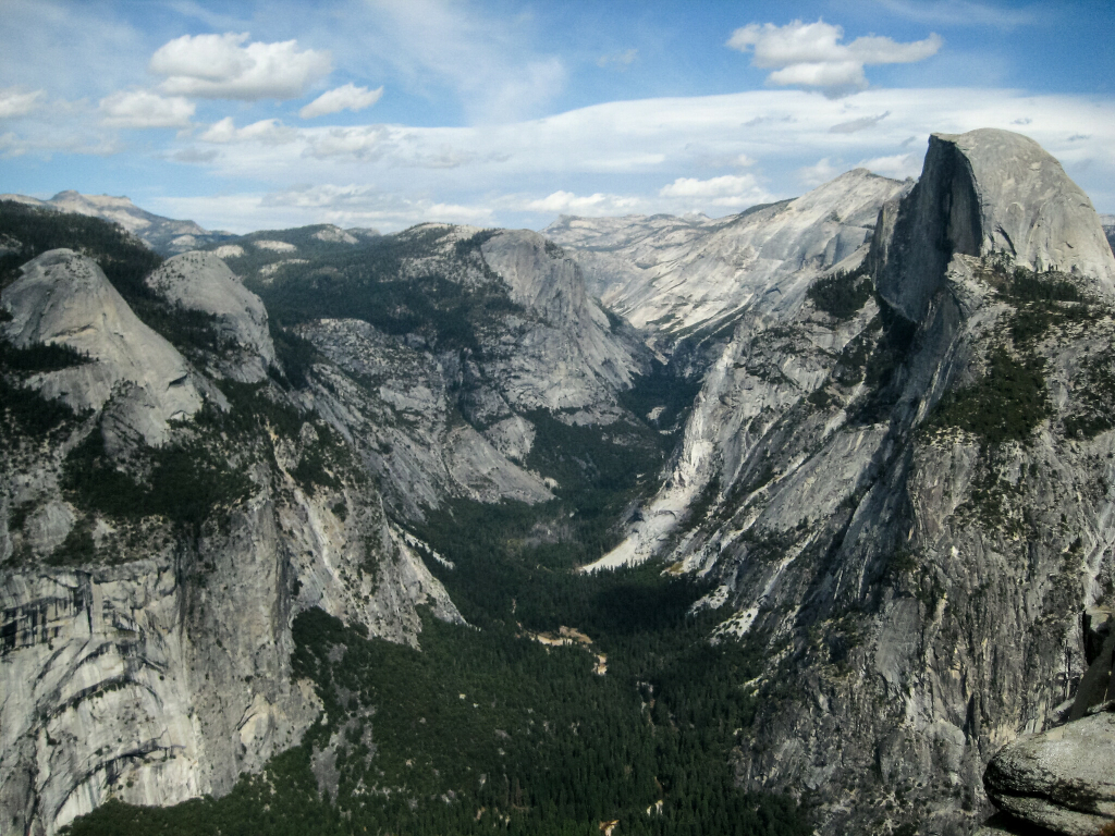 Half Dome, Yosemite National Park, California, United States of America