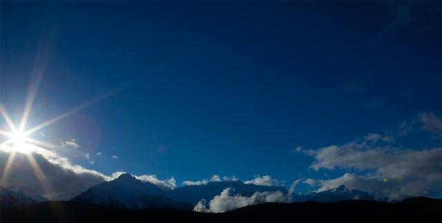 Tantalus Mountain Range, Near Squamish, British Columbai, Canda