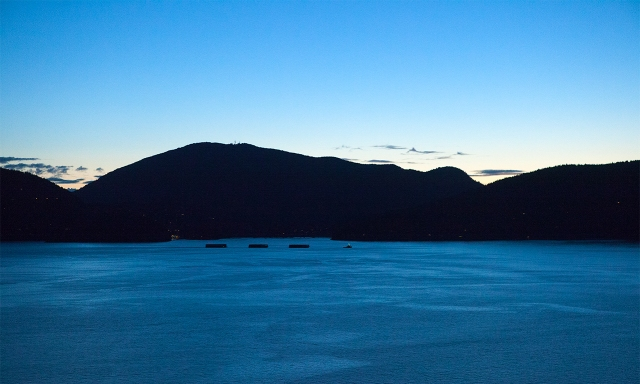 Bowen Island, Howe Sound, From Horseshoe Bay, Sea to Sky Highway, British Columbia, Canada