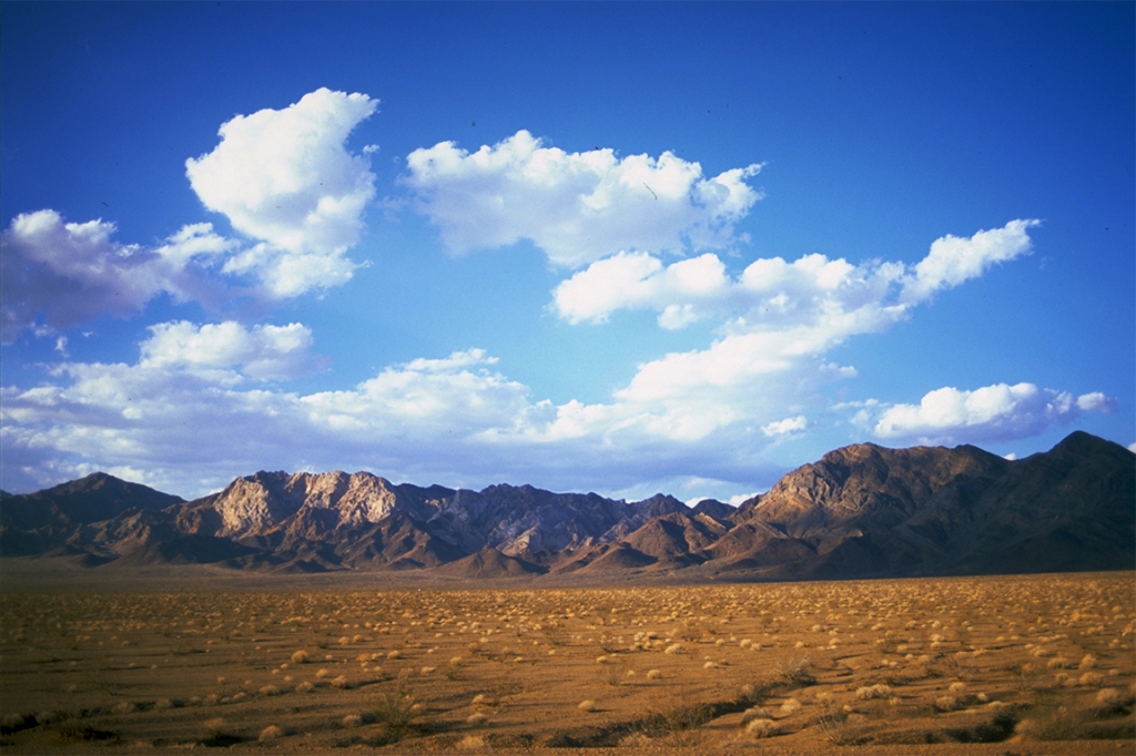Mojave Desert, Route 66, California, United States of America