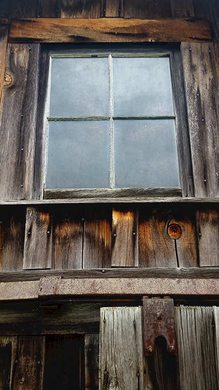 Barn at Mulder's House, Langley, British Columbia, Canada