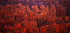 Sunrise at Sunset Point, Bryce Canyon National Park, Utah, United States of America