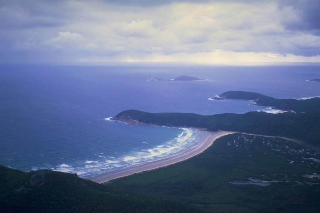 Wilson's Promontory, The southernmost tip of Australia, Victoria, Australia