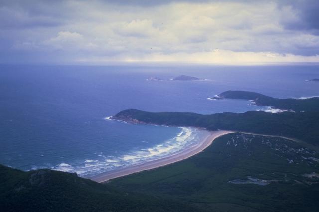 Wilson's Promontory, The southernmost tip of Australia, Victoria, Australia