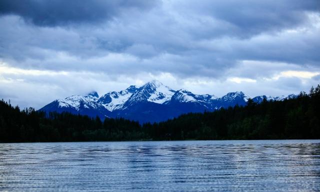 Chilcotins, Tyaughton Lake, British Columbia, Canada