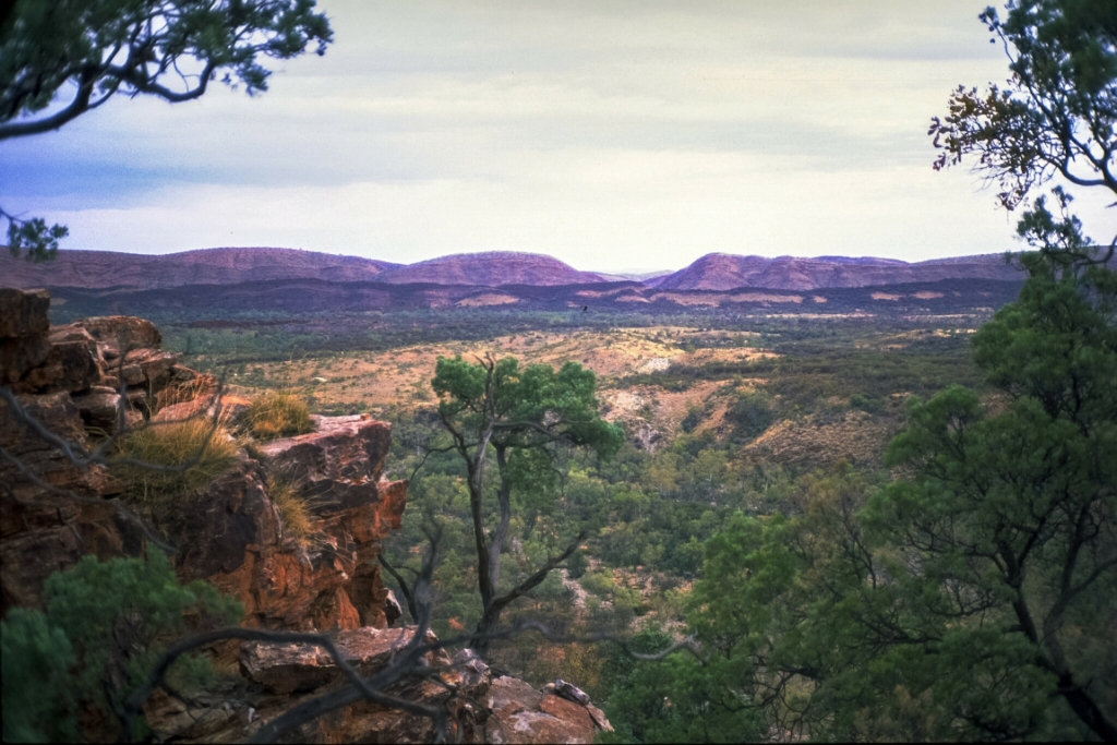 Macdonnell Ranges, Mereenie Loop, Northern Territory, Australia
