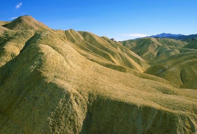 Naked Rock, Zabriskie Point, Death Valley National Park, California, United States of America