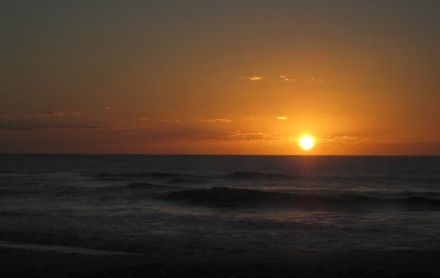 Sunrise, Sunshine Beach, Noosa, Queensland, Australila