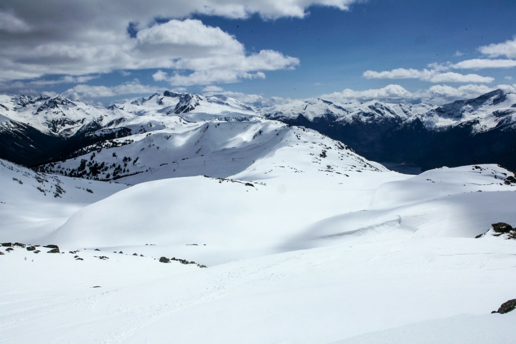 Symphony Amphitheatre, Whistler Mountain, Whistler, British Columbia, Canada