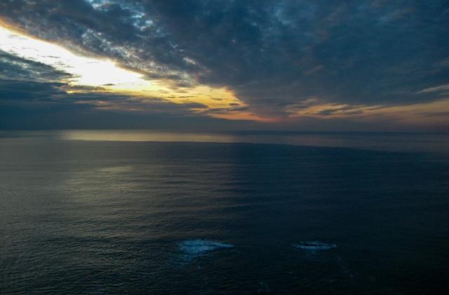Sunset, Pacific Coast Highway, Oregon, United States of America
