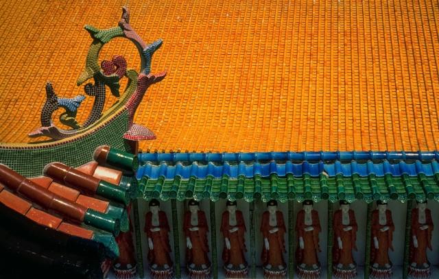 Buddhas, Kek Lok Si Monastery, Penang, Malaysia