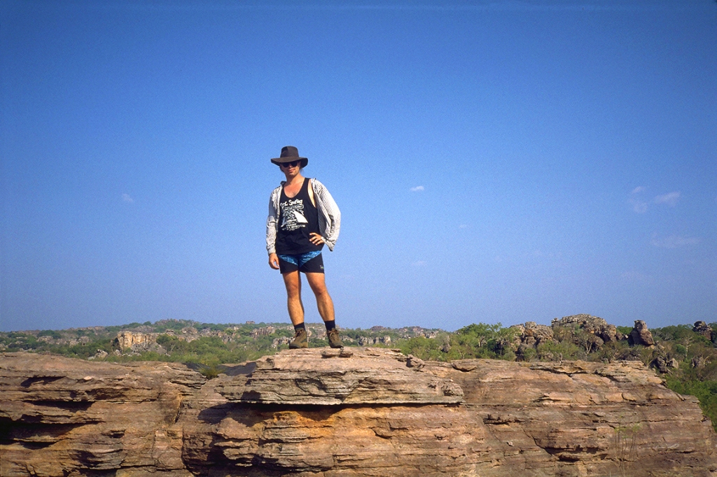 Patrick Jennings, Twin Falls, Kakadu National Park, Northern Territory, Australia