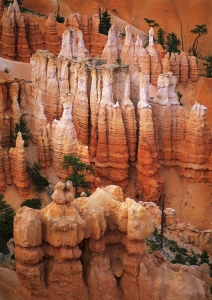 Hoodoos, Bryce Canyon National Park, Utah, United States of America