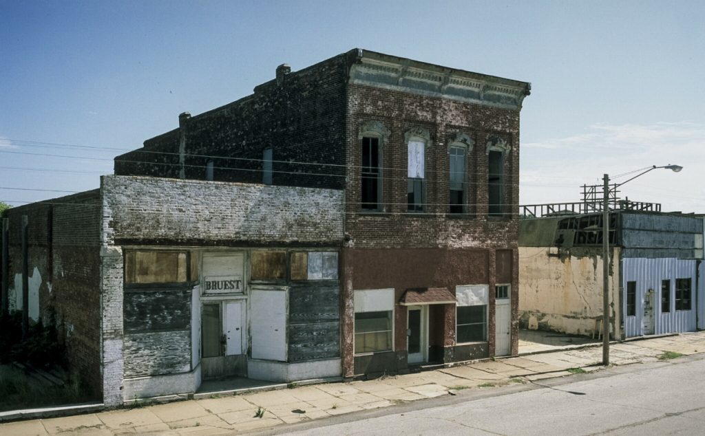 Main Street, Route 66, Galena, Kansas, United States of America