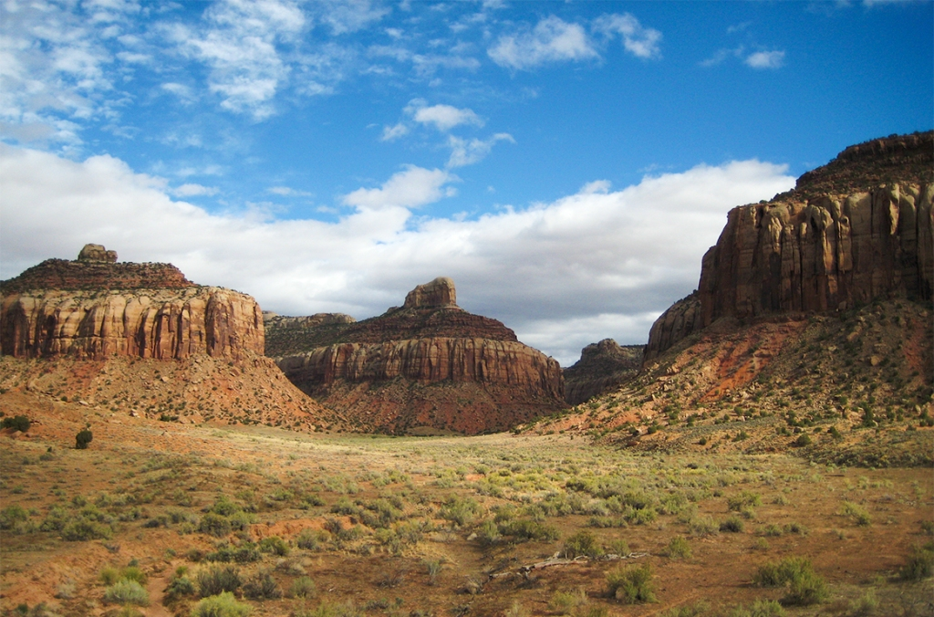Buttes, Near Canyonlands National Park, Utah, United States of America